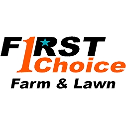 First Choice farm & lawn logo
