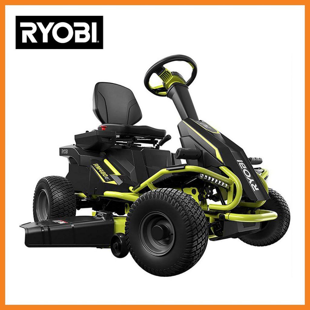 Ryobi riding mower