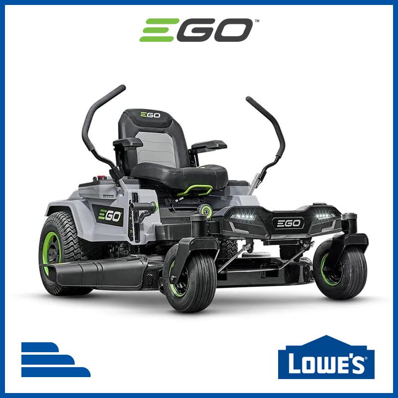 Ego Zero-Turn Mower
