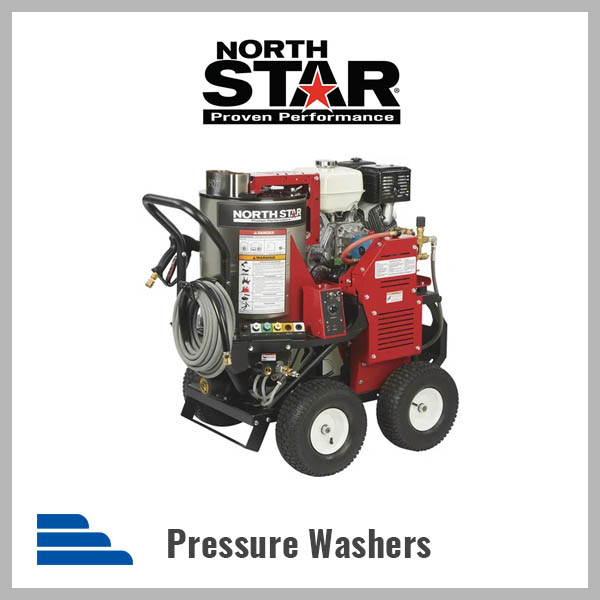 North Star pressure washer