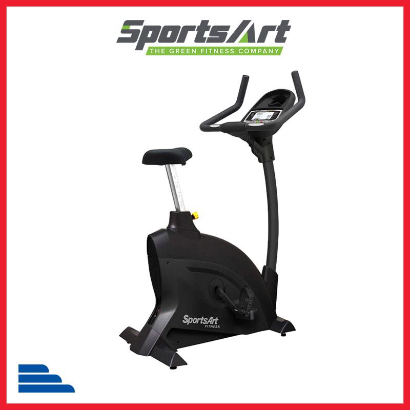 SportsArt Upright Stationary Bike